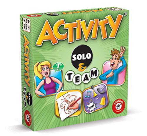 Activity Solo & Team [Spiel]
