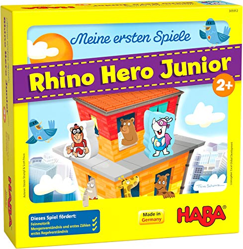 Rhino Hero Junior [Spiel]
