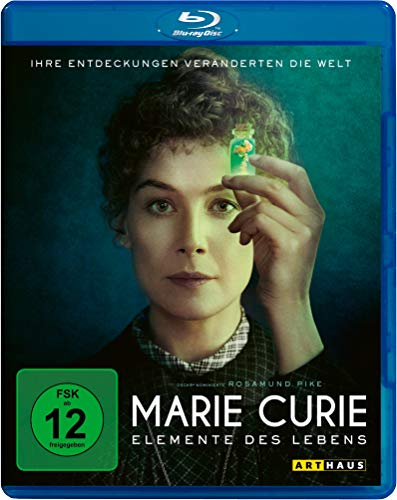 Marie Curie [Blu-ray-Disc]