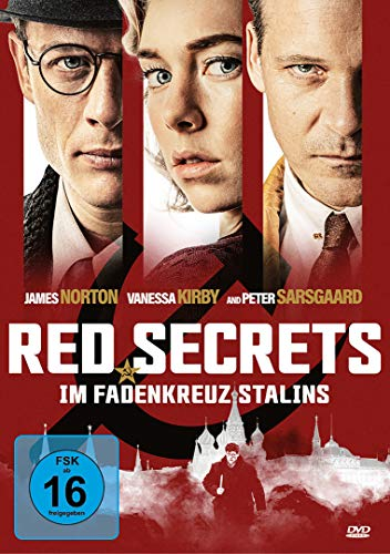 Red Secrets [DVD-Video]