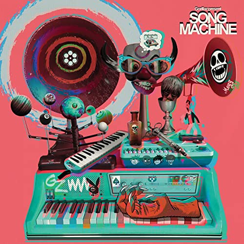 Song machine season one [CD]