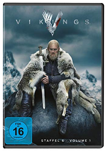 Vikings - Staffel 6 Volume 1 [DVD-Video]