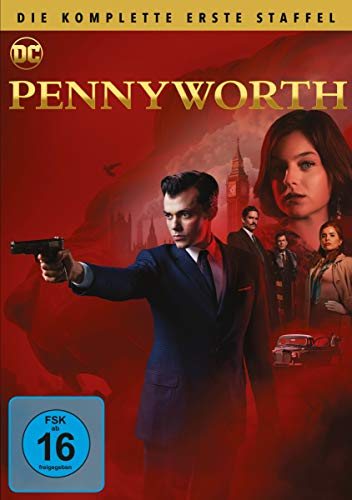 Pennyworth - Die komplette erste Staffel [DVD-Video]
