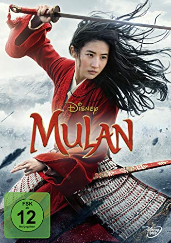 Mulan [DVD-Video]