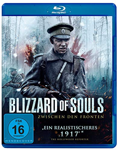 Blizzard of Souls [Blu-ray-Disc]