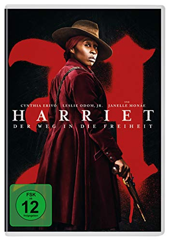 Harriet [DVD-Video]: der Weg in die Freiheit
