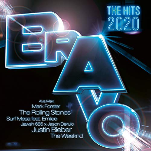 Bravo the Hits 2020 [CD]