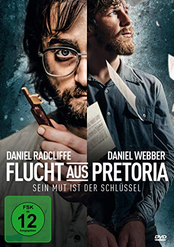Flucht aus Pretoria [DVD-Video]