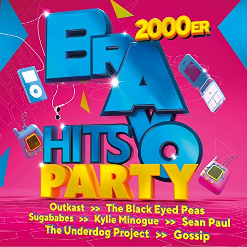 Bravo Hits Party - 2000er [CD]