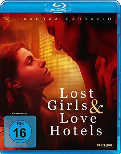 Lost Girls and Love Hotels [Blu-ray-Disc]