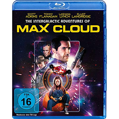The Intergalactic Adventure of Max Cloud [Blu-ray-Disc]