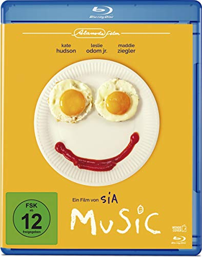 Music [Blu-ray-Disc]
