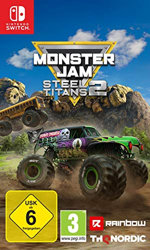Monster Jam [Switch]