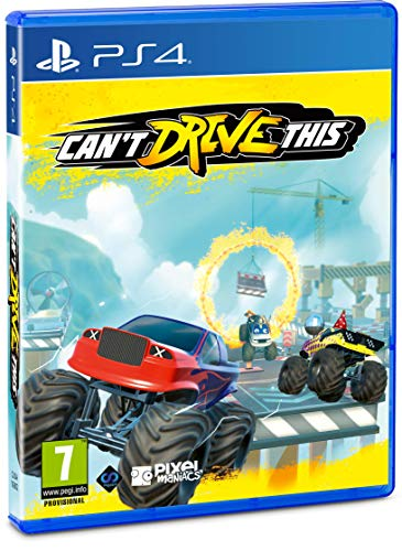 Can't Drive This [PS4]
