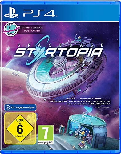 Spacebase Startopia [PS4]