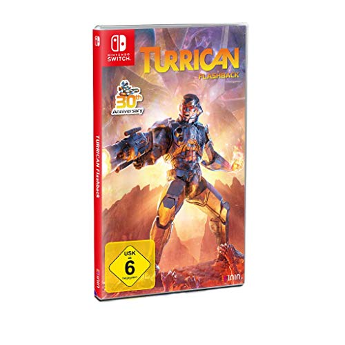 Turrican Flashback [Switch]